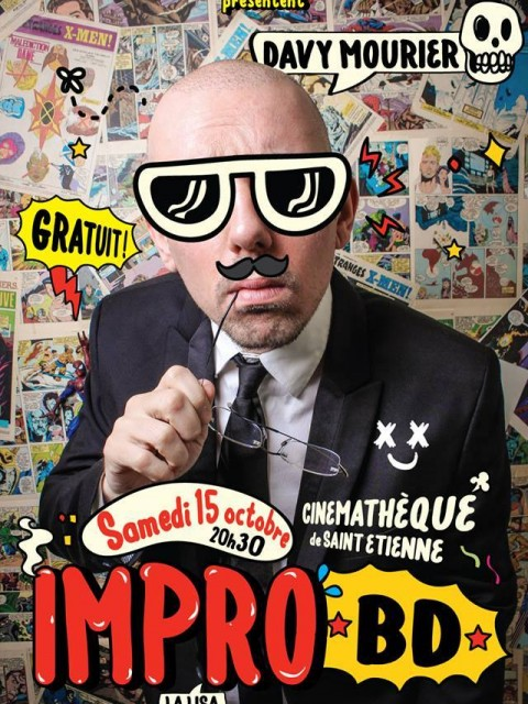IMPRO BD WITH DAVY MOURIER